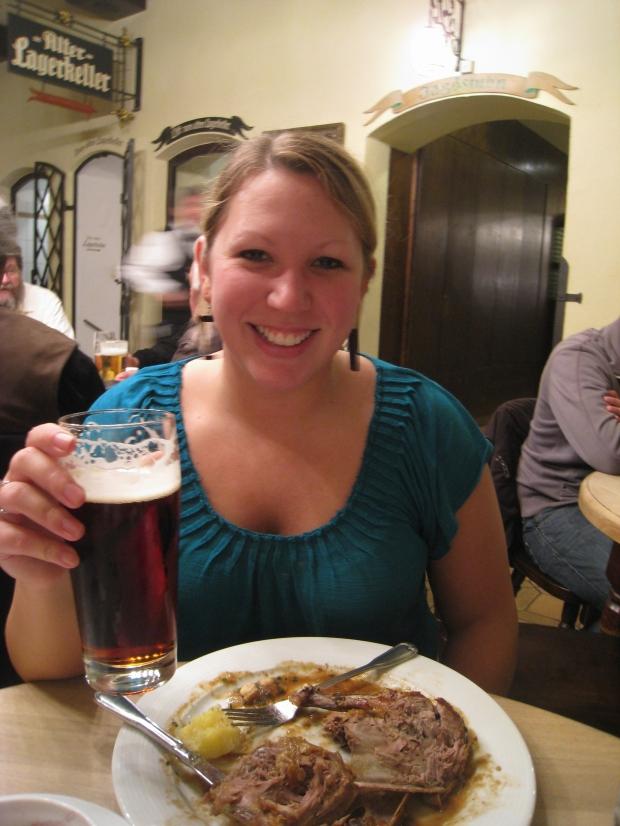Sampling the delights of Munich's biergartens