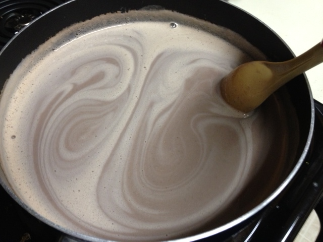 Cold, creamy perfection (Chocolate Cornstarch Pudding) – finding ...