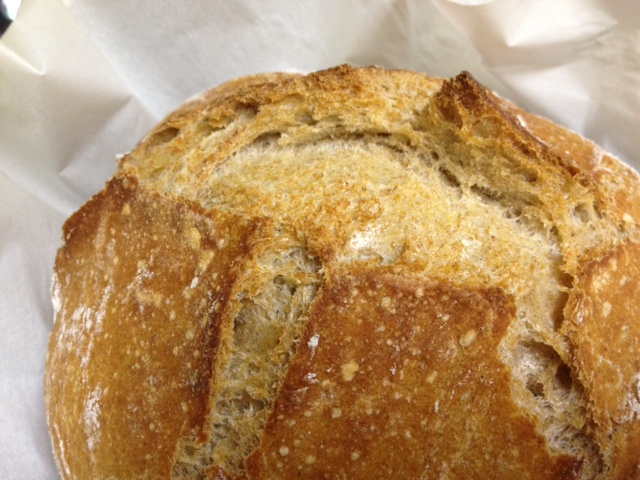 Crusty Artisan Bread Variation - finding time for cooking