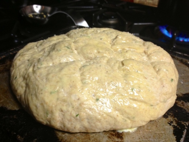 rosemary olive oil bread egg wash