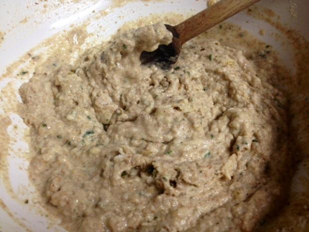 rosemary olive oil bread wet dough