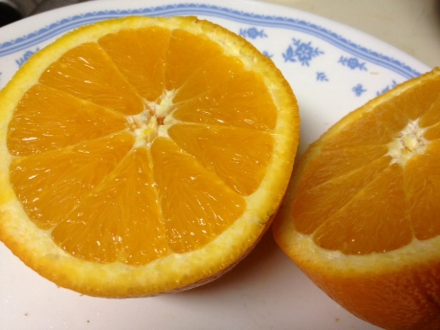 sweet savory quinoa orange