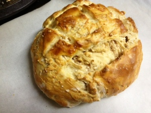 amish bread finished