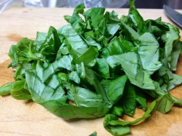 easy no cook pasta spinach chopped