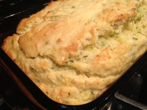 lemon zucchini bread baked2