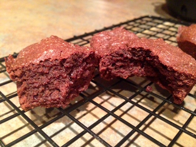 Gluten-Free Chocolate Financiers – finding time for cooking