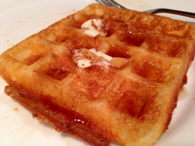 Marion Cunningham's Raised Waffles Recipes — Dishmaps