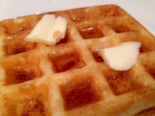 Marion Cunningham's Overnight Yeast Waffles – finding time for ...