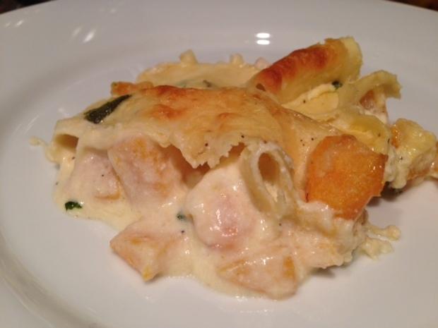 Butternut Squash & Sage Lasagna