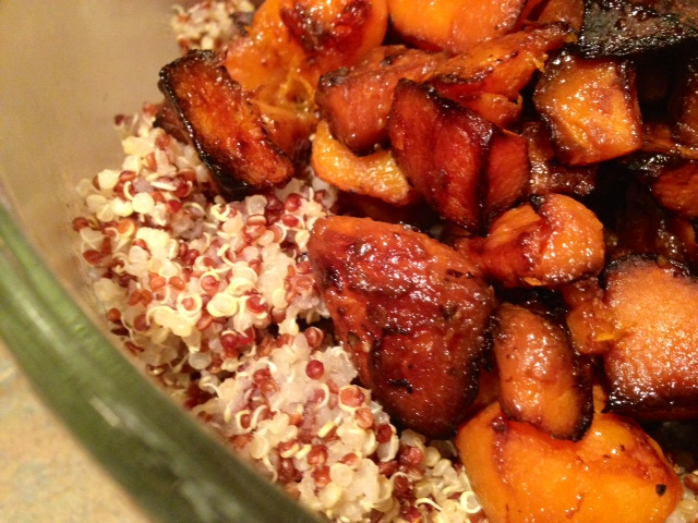 butternut and quinoa salad quinoa salad with butternut and more like ...