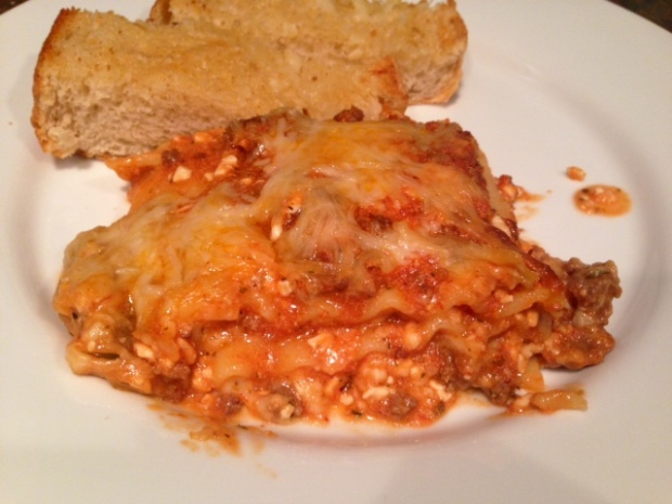 Mom's Awesome Lasagna