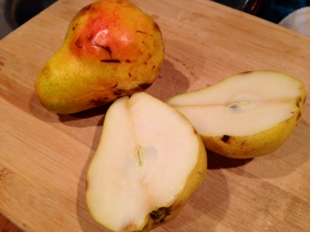 pear torte pears