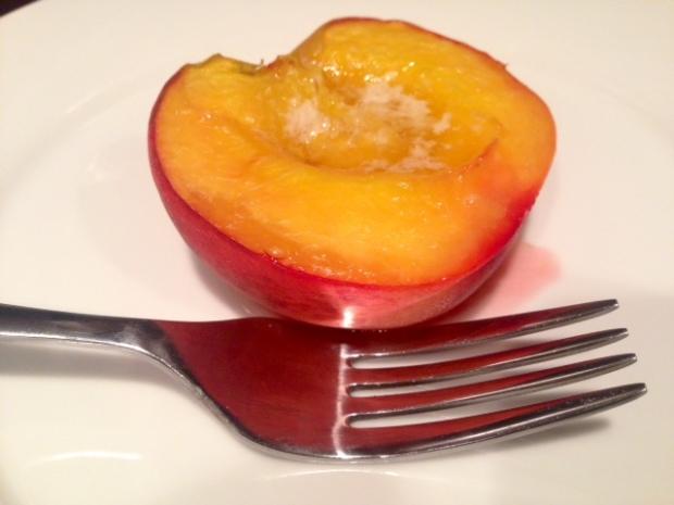 Honey Roasted Peach