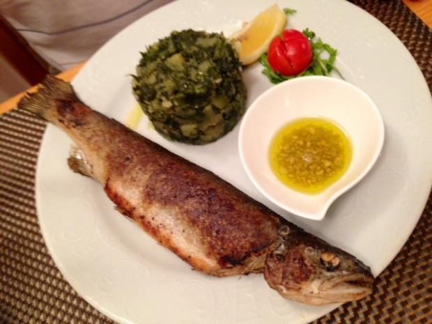 croatia fish
