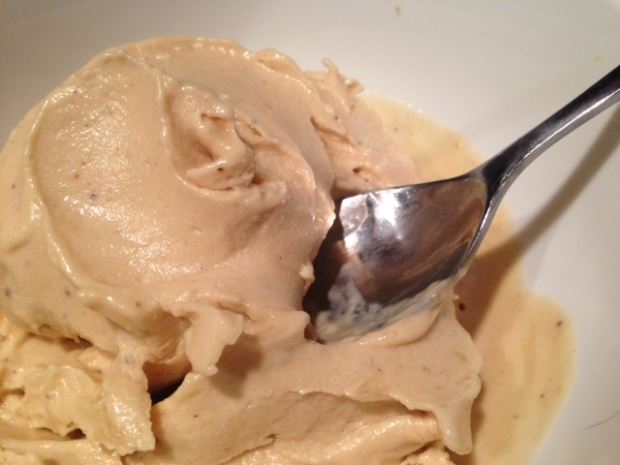 Peanut Butter Banana Ice Cream 2