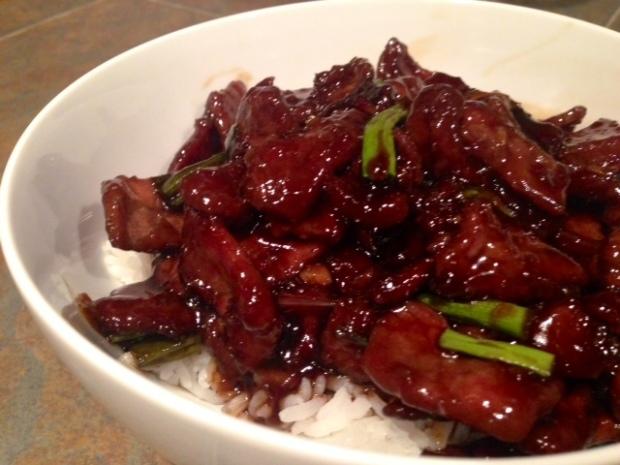 30-Minute Mongolian Beef & Jasmine Rice