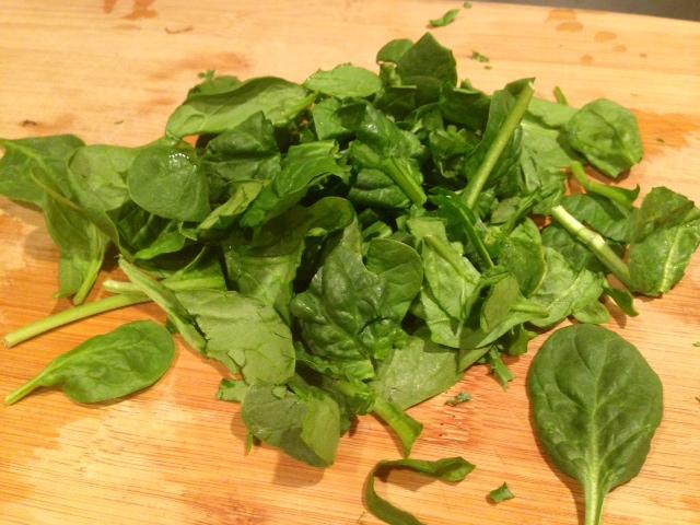 Kale & Feta Breakfast Casserole – finding time for cooking