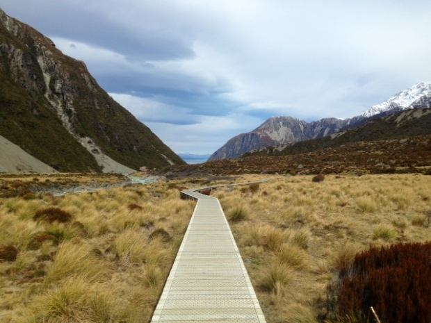 hooker valley trail