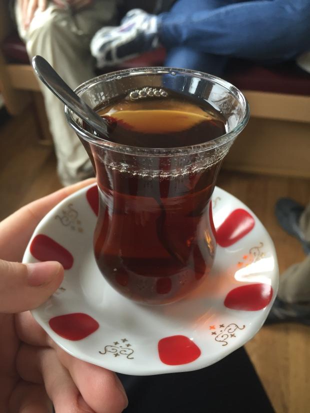 The ubiquitous black tea