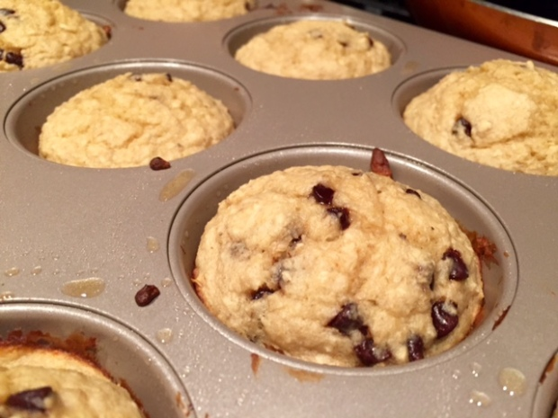 clean-eating-banana-oatmeal-muffins-finished-closeup