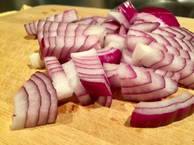 tex-mex-breakfast-casserole-red-onion-diced