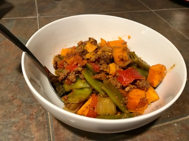 30-minute Pakistani Kima, full of veggies, protein, and aromatic spices, and comes together for a healthy & easy dinner